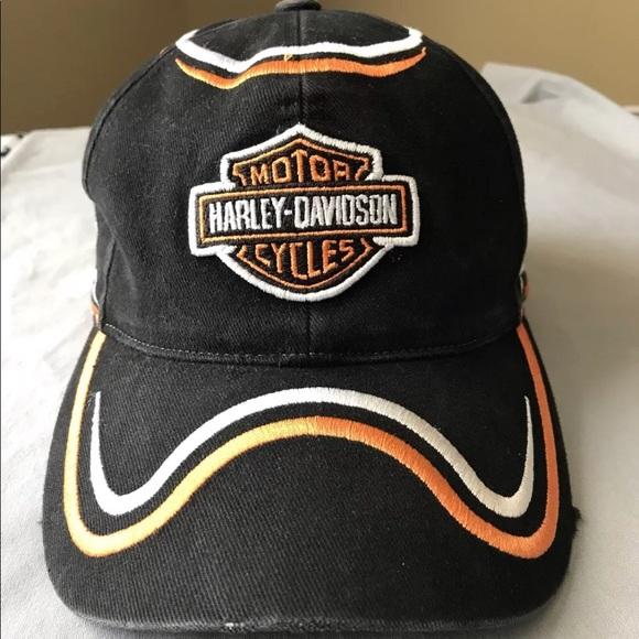 3064bf64aa3fc Harley-Davidson Other - Harley-Davidson Mens Embroidered Hat
